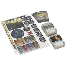 Attack on Titan Deck-Building Game Components