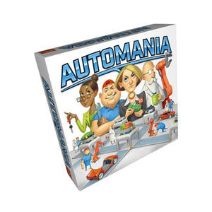 Automania Second Edition