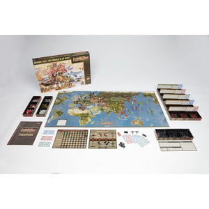 Axis & Allies Anniversary Edition Components