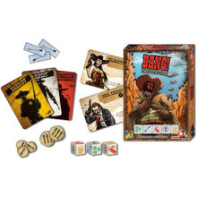 BANG! The Dice Game Components