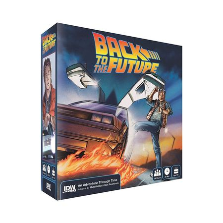 Back to the Future An Adventure Through Time