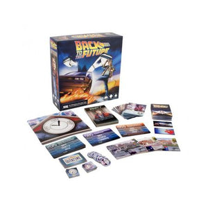 Back to the Future An Adventure Through Time Components