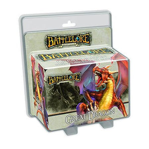 BattleLore (Second Edition) Great Dragon Reinforcement Pack