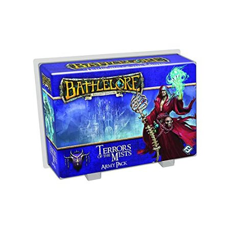 BattleLore (Second Edition)  Terrors of the Mists Army Pack