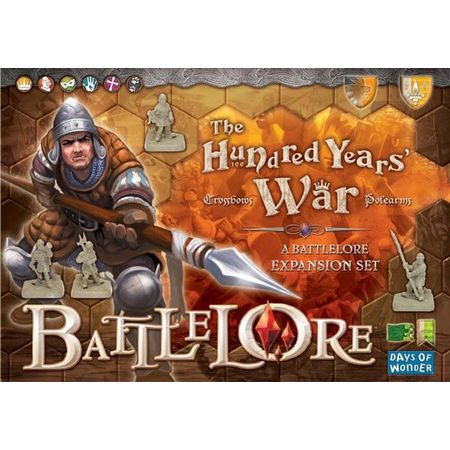BattleLore The Hundred Years' War – Crossbows & Polearms