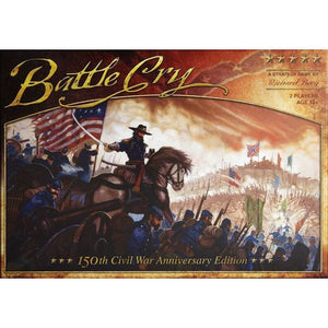 Battle Cry 150th Civil War Anniversary Edition