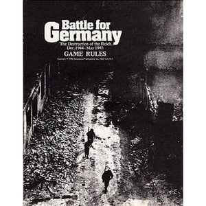 Battle for Germany SPI Strategy & Tactics