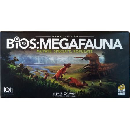 Bios Megafauna (Second Edition)