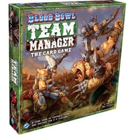 Blood Bowl Team Manager – The Card Game