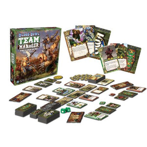 Blood Bowl Team Manager – The Card Game Components