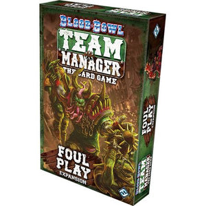 Blood Bowl Team Manager – The Card Game – Foul Play