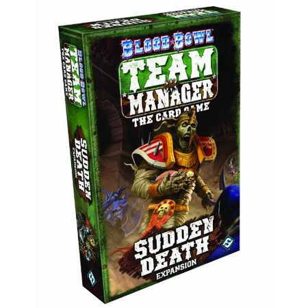 Blood Bowl Team Manager – The Card Game – Sudden Death