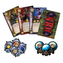 Blood Bowl Team Manager – The Card Game – Sudden Death Components