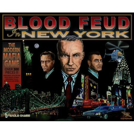 Blood Feud in New York