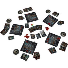 Bloodborne The Card Game Components