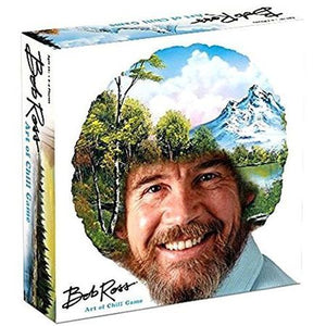 Bob Ross Art of Chill Game