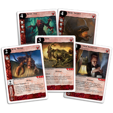 Call of Cthulhu: The Card Game Cards