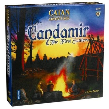 Candamir The First Settlers