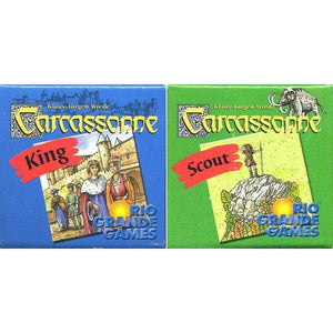 Carcassonne King & Scout