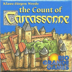 Carcassonne The Count of Carcassonne