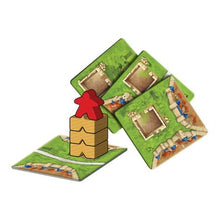 Carcassonne The Tower Components