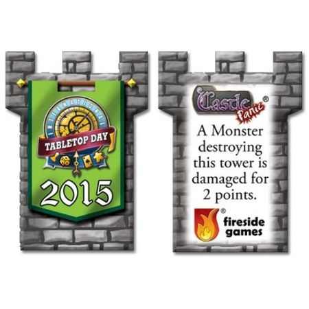 Castle Panic: Tower Promo 2015 Tabletop Day
