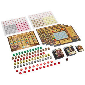 Castle Dice Components