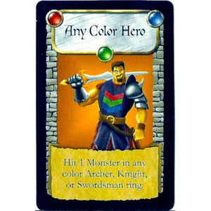 Castle Panic Any Color Hero Promo