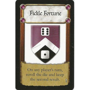 Castle Panic Fickle Fortune Promo