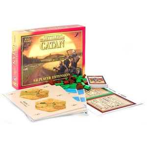 Catan 5-6 Player Extension 4th