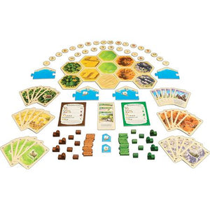 Catan 5-6 Player Extension Components