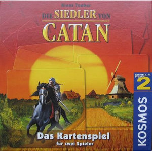 Catan Card Game German Edition