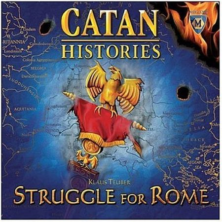 Catan Histories Struggle for Rome