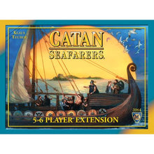 Catan Seafarers – 5-6 Player Extension 4th Edition