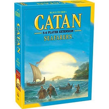 Catan Seafarers – 5-6 Player Extension 5th Edition