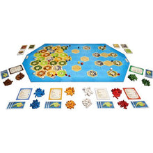 Catan Seafarers – 5-6 Player Extension Components