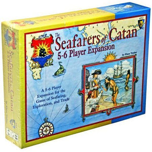 Catan Seafarers – 5-6 Player Extension 3rd Edition