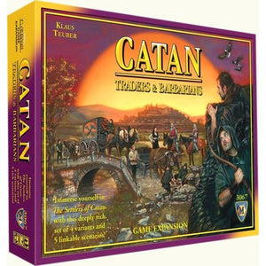 Catan Traders & Barbarians 4th