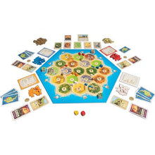 Catan Traders & Barbarians Components