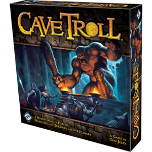 Cave Troll Fantasy Flight