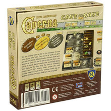 Caverna Cave vs Cave Box