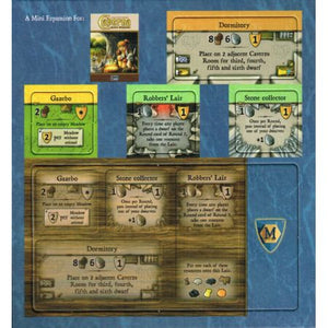 Caverna Mini Expansion