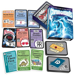 Chrononauts Components