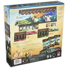 City of Iron Second Edition Box