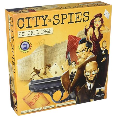 City of Spies Estoril 1942