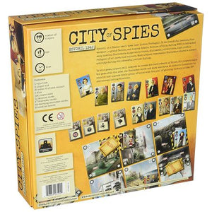 City of Spies Estoril 1942 Box