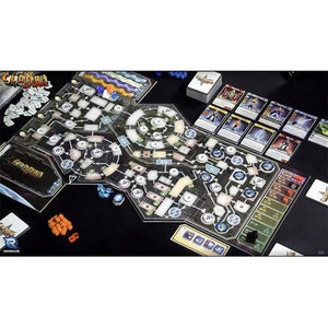 Clank! In! Space! Components
