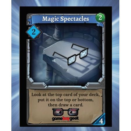 Clank! Magic Spectacles