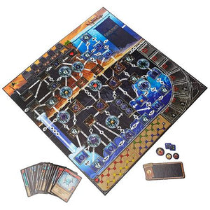 Clank! Sunken Treasures Components