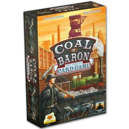Coal Baron The Great Card Game